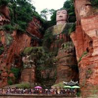 Bouddha geant de leshan