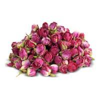 Boutons de rose seches