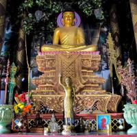 Buddha lumbini 1