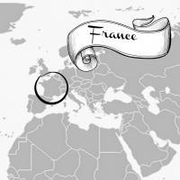 Carte france 1
