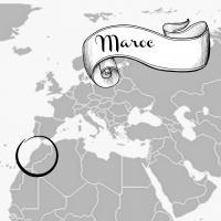 Carte maroc 1