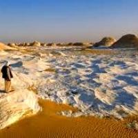 Desert blanc 1