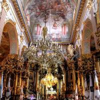 Eglise de la sainte croix de kremsmunster