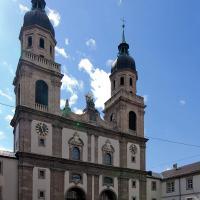 Eglise des jesuites d innsbruck