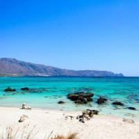 Elafonissi plage
