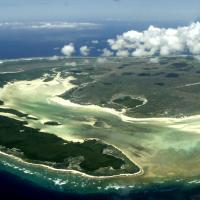 Ile canal mozambique