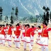Khattak dance