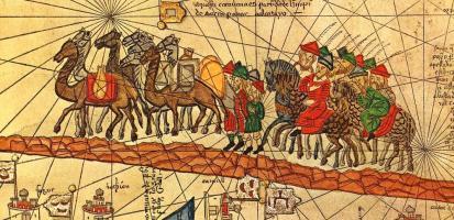 L ancienne route du the et des chevaux