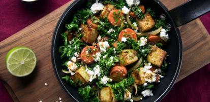 Legumes a la grecque 1