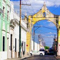 Merida ville coloniale