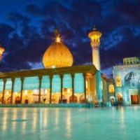 Mosquee de shiraz