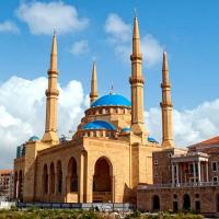 Mosquee muhammad el amine