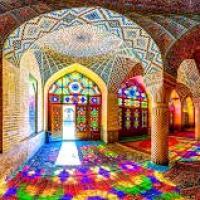 Nasir al molk mosquee