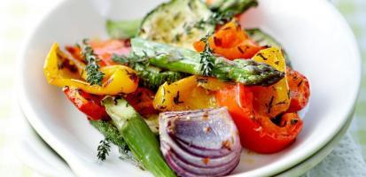 Poelee legumes