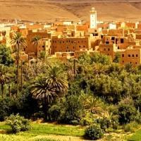 Route des kasbahs