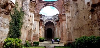 Ruines antigua