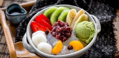 Salade fruits anmitsu 1