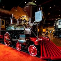 State railroad museum
