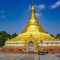 Temple lumbini