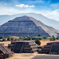 Teotihuacan azteque