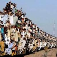 Train pakistan