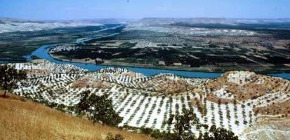 Vallee euphrate