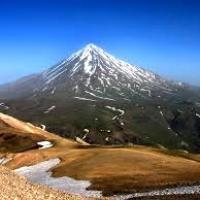 Volcan damavan