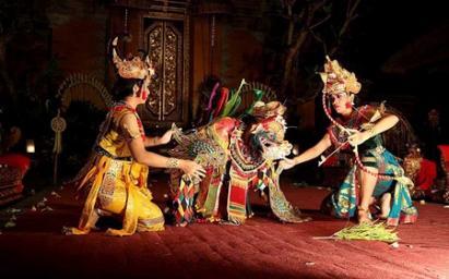 Ballet de ramayana