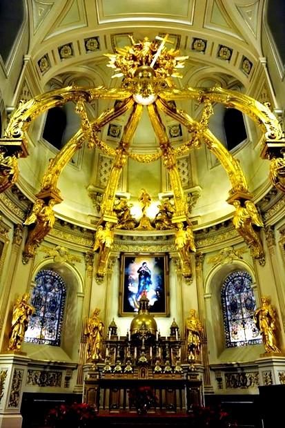 Basilique cathedrale notre dame de quebec 1