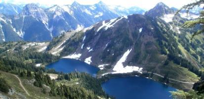 Cascades de twinlake