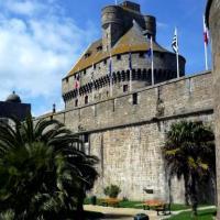 Chateau de st malo