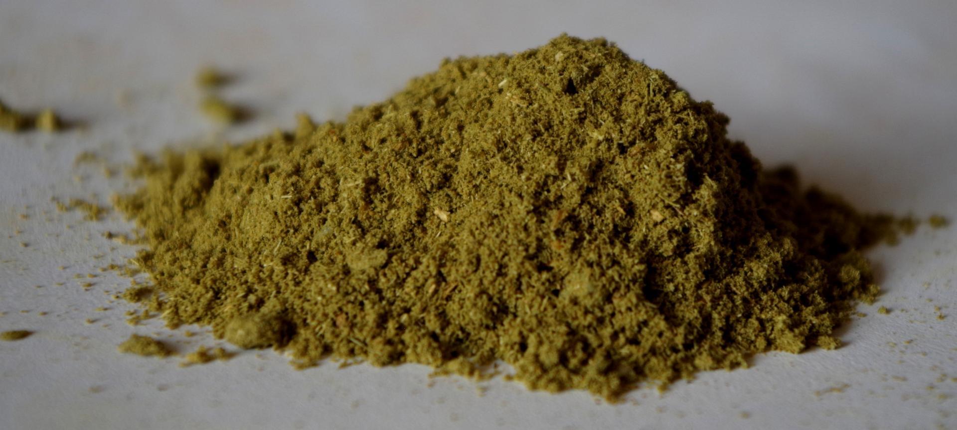 Curry vert 1