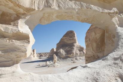 Desert blanc 2