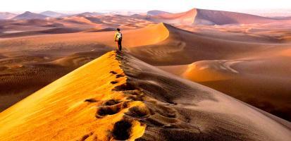 Desert du lut
