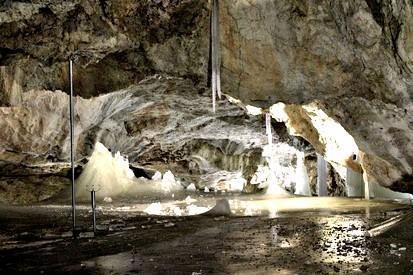 Grottes de glaces