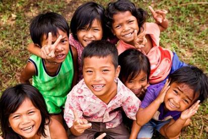 Habitants cambodge