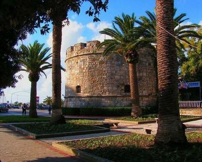 L ancienne ville de durres