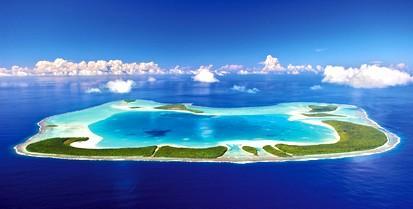 L atoll teti aroa