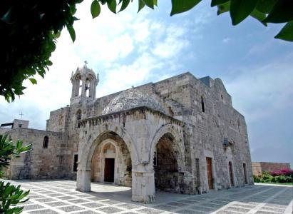 La cathedrale de st jean marc