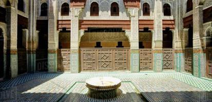 La madrassa bou inania