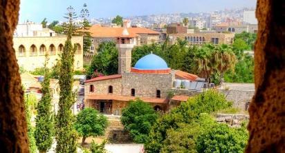 La mosquee du sultan abed el majid