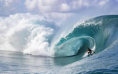 La mythique vague de teahupoo2