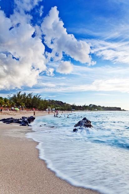 La plage boucan canot2