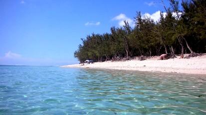 La plage de l ermitage