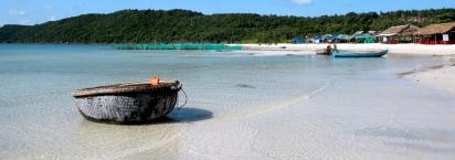 La plage khem