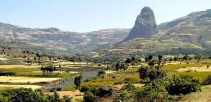 La region amhara