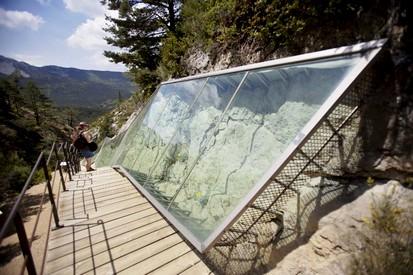 La reserve naturelle geologique