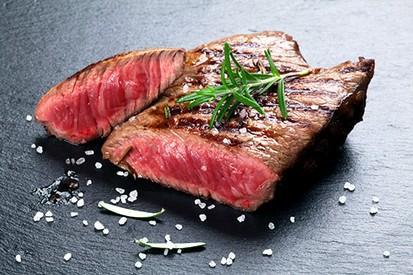 La savoureuse viande salers