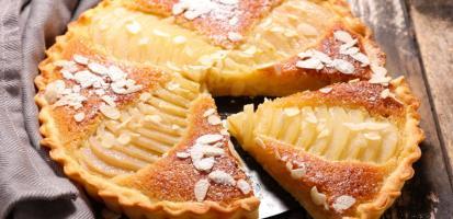 La tarte aux poires a l ancienne