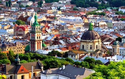 La ville de lviv3